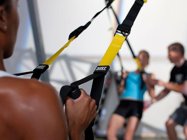 6 alkalmas TRX edzés