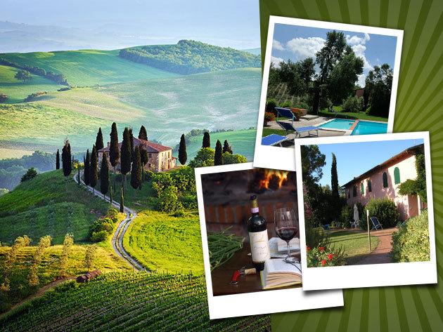 4 nap 3 éjszaka 2 fő részére reggelivel Toszkánában - Bosco Lazzeroni apartmanok 124.900 Ft helyett 59.990 Ft-ért!
