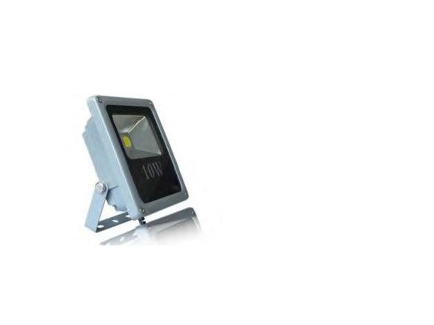 10W Kültéri COB LED reflektor hidegfehér 850 lm IP66 (PL-SL10W-CW)