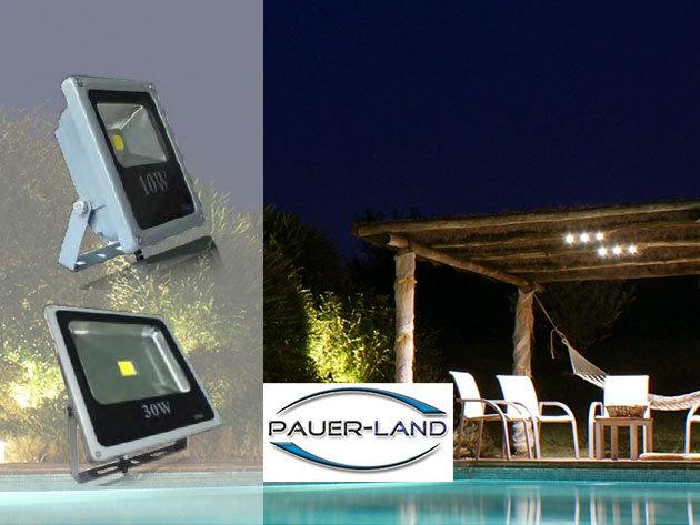 Energiatakarékos kültéri LED reflektorok hatalmas kedvezménnyel!