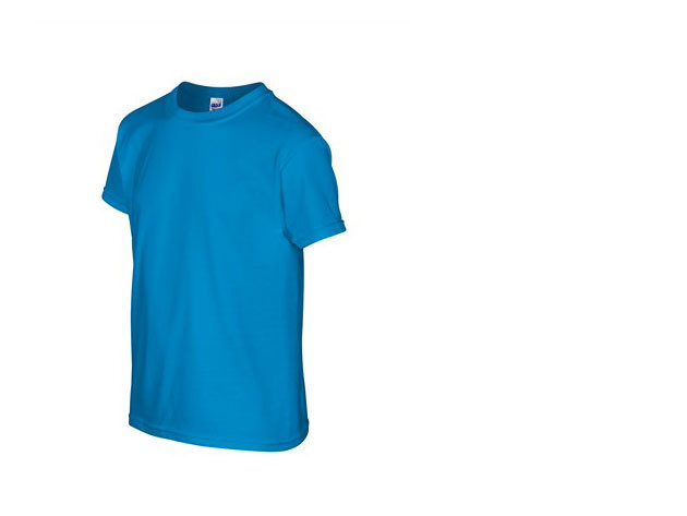 Gyermek pólók különböző színekben és méretekben 100% pamut