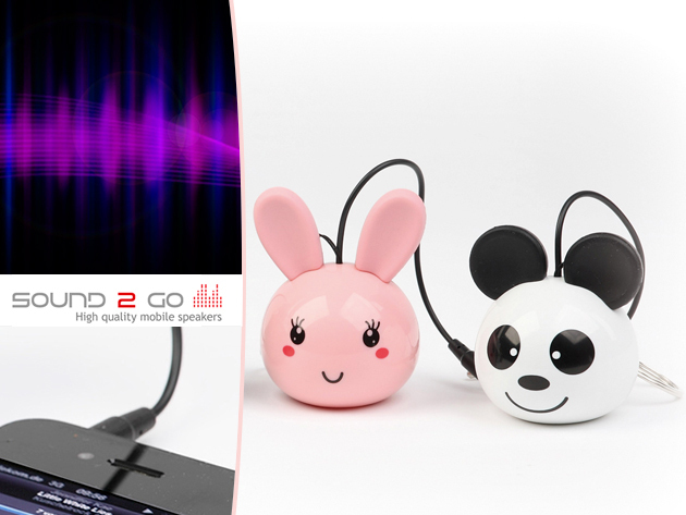 Mini Speaker - hangszóró telefonhoz, mp3 lejátszóhoz 5.990 Ft helyett 2.990 Ft-ért!