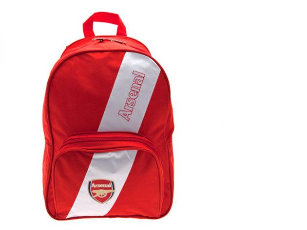 Arsenal focis iskolatáska