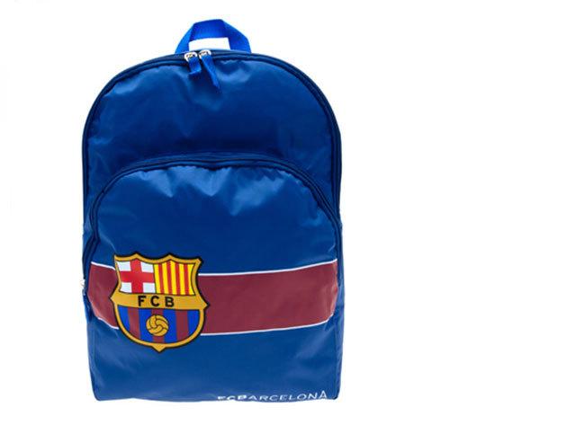 FC Barcelona focis iskolatáska