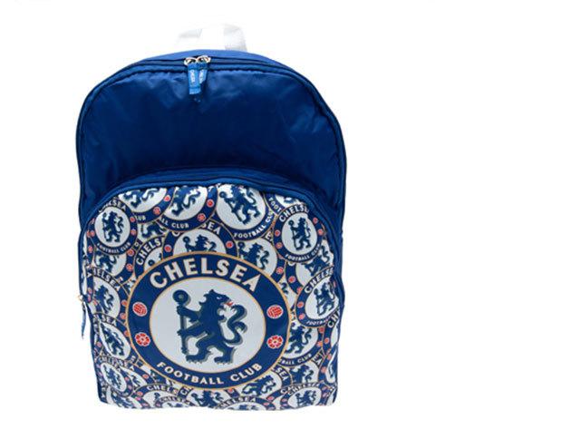 Chelsea FC focis iskolatáska
