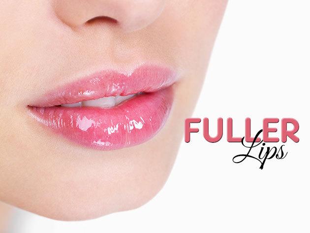 Fuller Lips, a szexi ajkak titka - egyedülállóan először Magyarországon, csak a veddvelem.hu-tól!