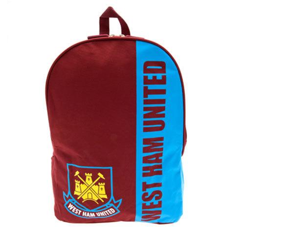 West Ham United focis iskolatáska