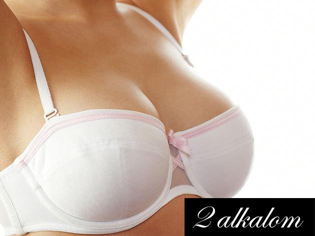 2 alkalmas alkalmas Beauty Breast Care kezelés, mellnagyobbítás és mellemelés kezelés