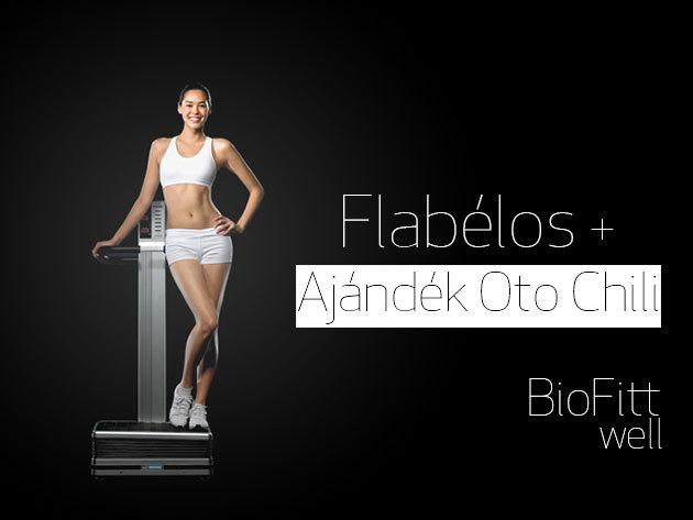 10 alkalmas Flabélos bérlet ajándék OTO chilivel 5.000 Ft helyett 1.990 Ft-ért!