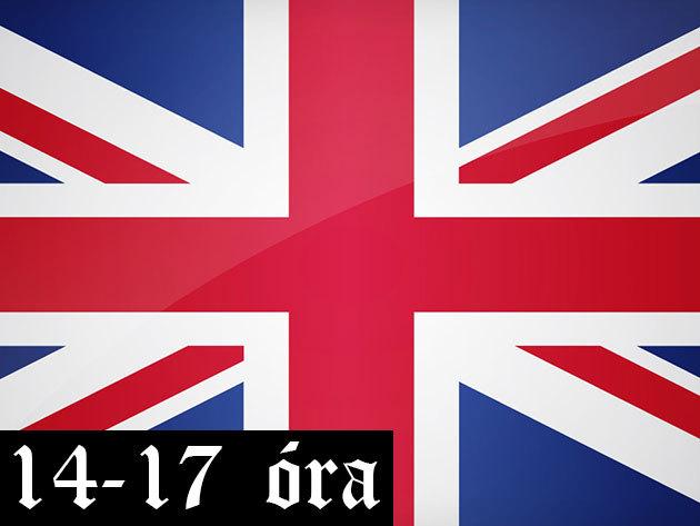 80 órás angol tanfolyam (14:00-17:00)