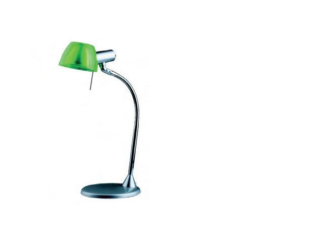 """BRASILIA"" Asztali lámpa (Lila, zöld)"