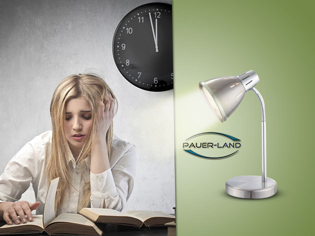 Csíptetős, talpas és írószertartós lámpák tanulóasztalra, már 2.350 Ft-tól!