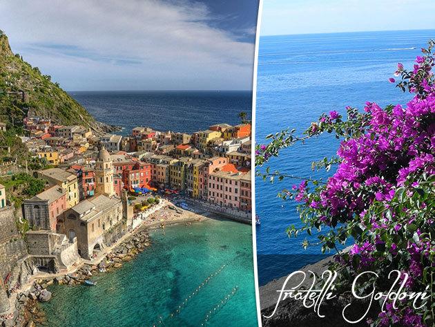 Cinque Terre Itália - 4 nap/3 éj szállás a Hotel Sud Est***-ben félpanziós ellátással 2 fő részére, 64.900 Ft-ért!