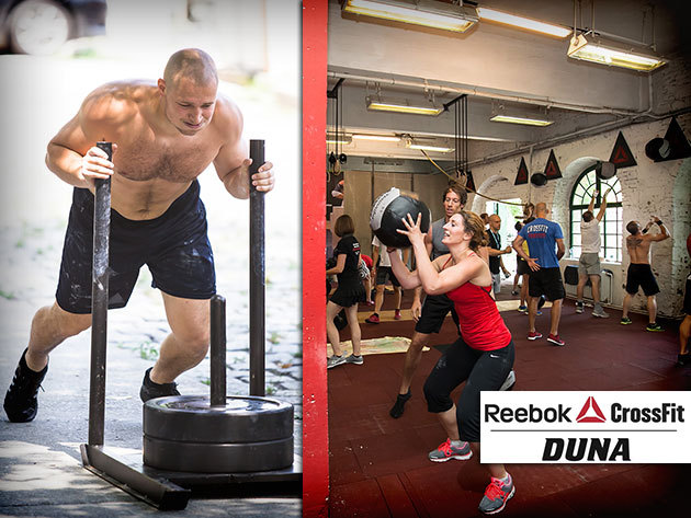 CrossFit bérlet! - 10 time occasions pass of Reebok CrossFit Duna!