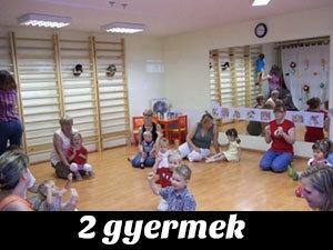 Zuglói Kerekerdő belépő 2 gyermek részére