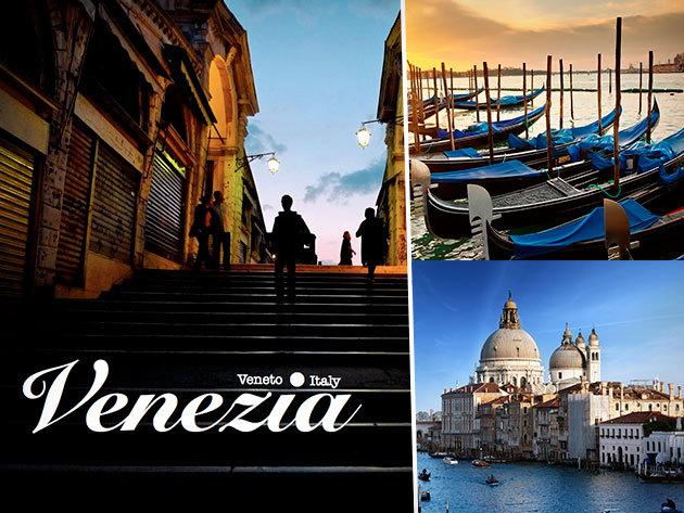 Velence - Hotel al Gabbiano*** 4 nap/3 éjszaka, szállás 2 fő részére félpanzióval, 64.900 Ft-ért!