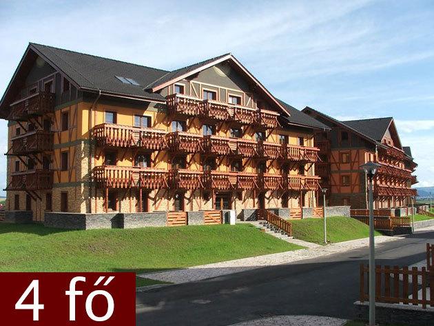 3 nap, 2 éjszaka 4 fő részére Szlovákiában, Tátragolf Mountain Resortban**** 3 szobás apartmanban