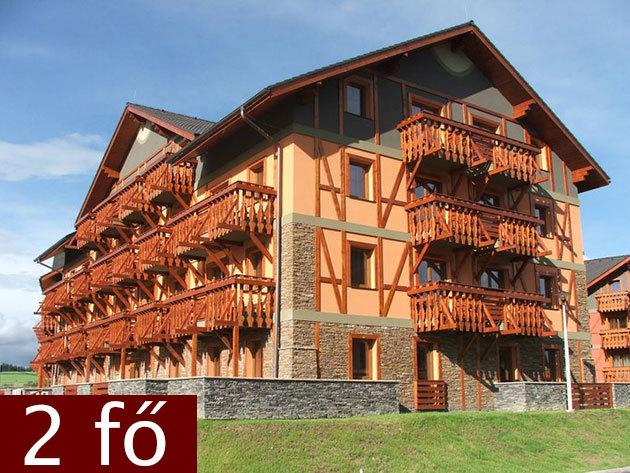 3 nap, 2 éjszaka 2 fő részére Szlovákiában, Tátragolf Mountain Resortban**** 1 szobás stúdió apartmanban