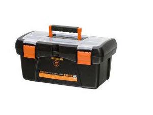 """Műanyag szerszámtartó láda - Méret: 16,5"""" - 420x230x200mm - (10912PL)"""