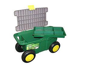 """Görgős szerszámtartó láda Handy 10929 Műanyag kertész láda 20"""" 550x265x295mm"""