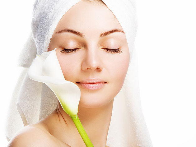 3 alkalmas luxus arc-dekoltázs kezelés, Hyaluronsavas feltöltéssel, rádiófrekvenciás bőrfeszesítéssel