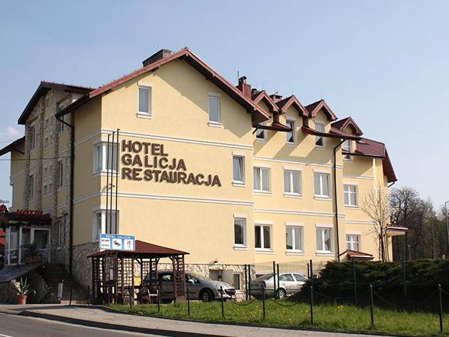 3 nap Krakkó-Wieliczka Hotel Galicja 2 fő részére reggelivel + 1 vacsora