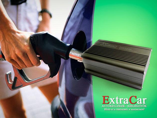 Xeon Fuel Saver fogyasztáscsökkentő és tuning box beszereléssel, az ExtraCar jóvoltából!
