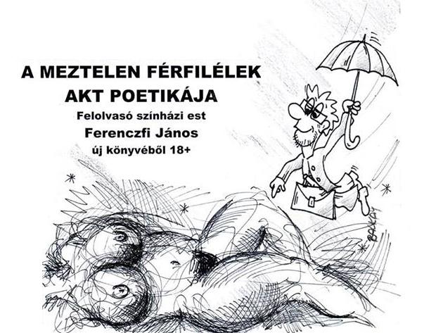 Akt Poetika - Felolvasó színházi est a Zöld Macska Diákpincében!