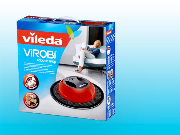 VILEDA VIROBI robot takarítógép