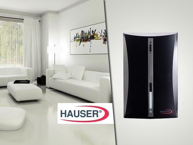 Hauser DH-301 páramentesítő készülék a vizes falak és a penész ellen!