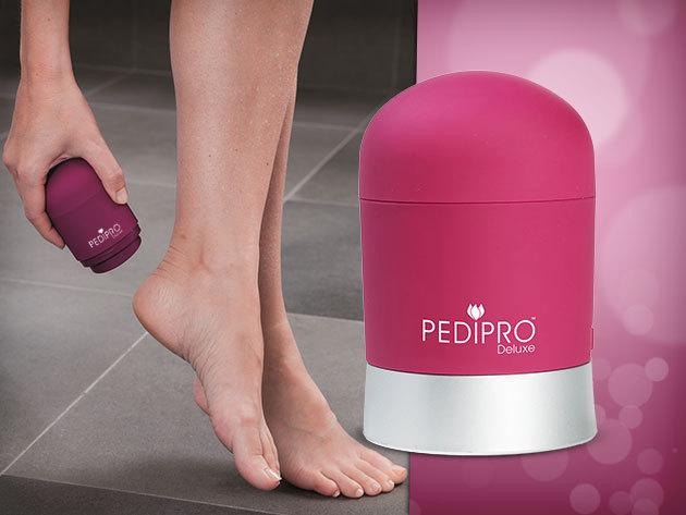 PediPro Delux pedikür készlet - lábápolás könnyedén, fájdalommentesen!