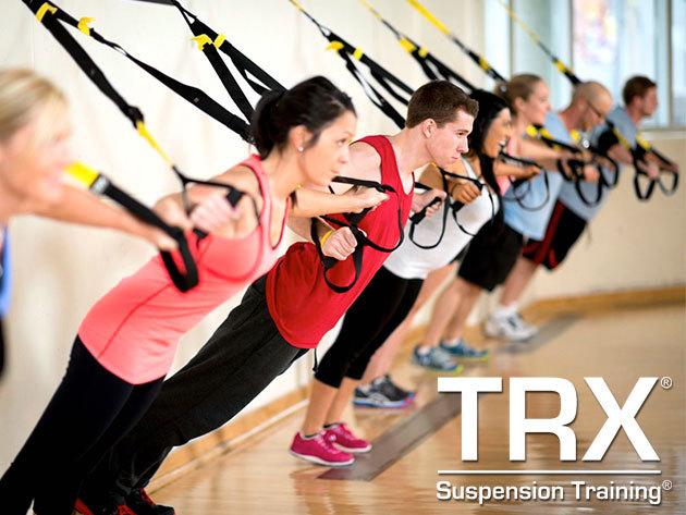 1 alkalmas TRX próbaedzés a T-REX Fitnessben! Hozd formába magad a TRX-szel!