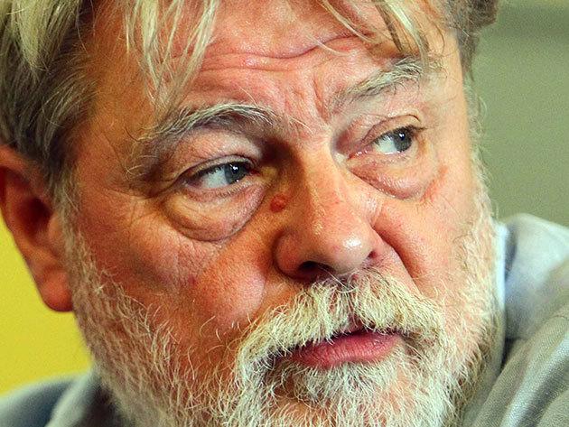 Parti Nagy Lajos: Mi történt, avagy sem felolvasóest ütőhangszereken közreműködik Dés András
