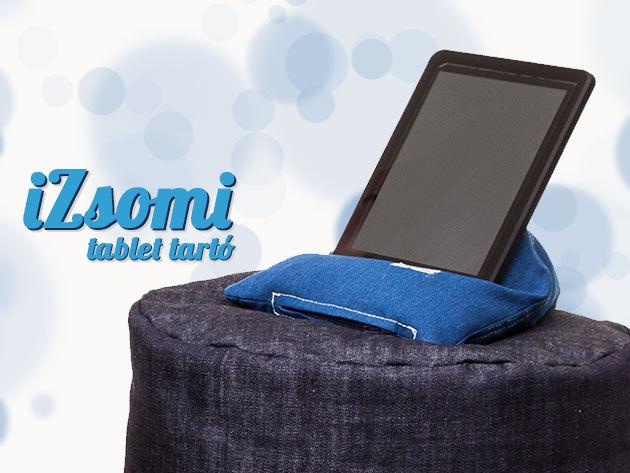 iZsomi tablet tartó 'babzsák' az ioiondivat.hu jóvoltából, választható színben!