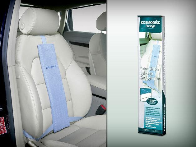 KOSMODISK PRESTIGE® autóban használható gerinctámasz!