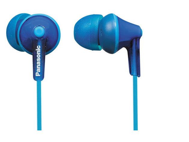 Panasonic hallójárati fülhallgató kék színben