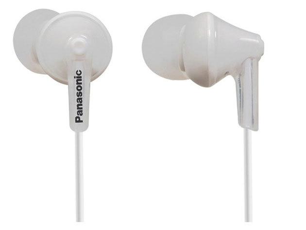 Panasonic hallójárati fülhallgató fehér színben