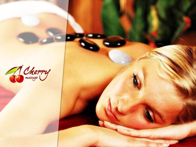 Masszázs 60 percben - választható testkezelés: Frissítő - Lazító-, Hát - Talp-, Trópusi bambusz-, Meleg olajos- vagy Nyirokmasszázs a Cherry Massage Studióban - XIV. kerület