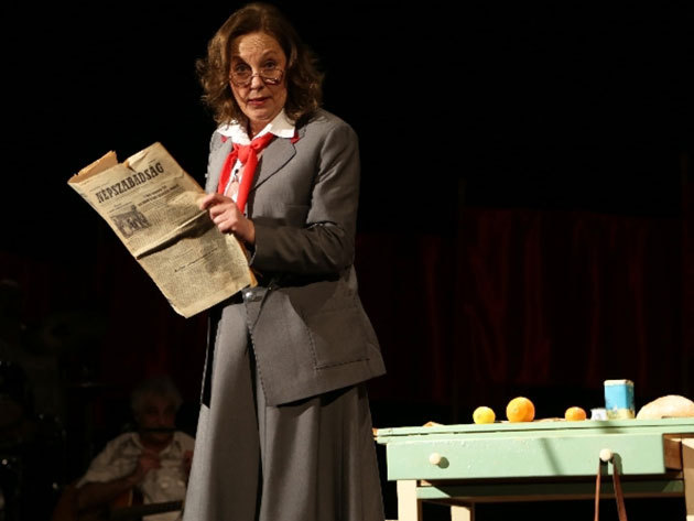 Kalauz Jutka a Karinthy Színházban (Október 31. 19 óra)