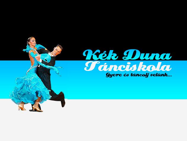 8 alkalmas táncbérlet kezdőknek a Kék Duna Tánciskolánál, a belvárosban!