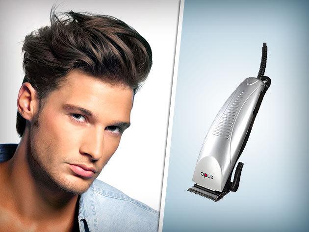 Hauser Opus hajvágógép – légy Te saját magad és a családod fodrásza!