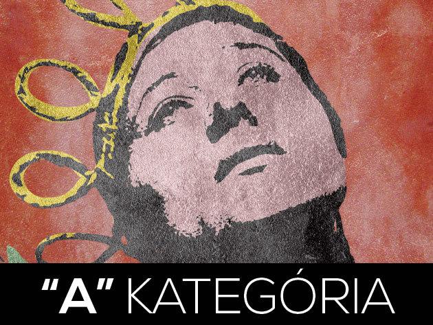 """Jeanne d'Arc filmkoncert A Nemzeti Színházban """"A kategória"""""""