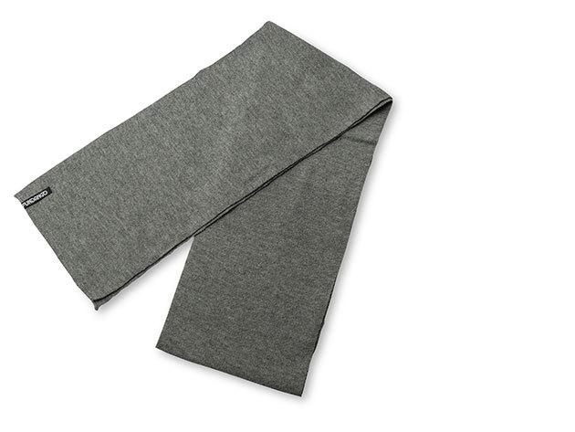 Fundango unisex sál, Méret: L/XL Anyag: 100% akril (Szürke, 9EH114 745)