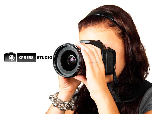 Fotózz úgy, mint egy profi! Fotós Workshop tanfolyam az Xpress Studiotól karácsonyra!