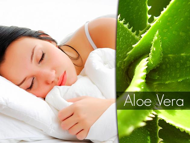 4 részes Aloe Vera gyapjú ágynemű garnitúra a nyugodt éjszakákért, és a kellemesebb alvásért!