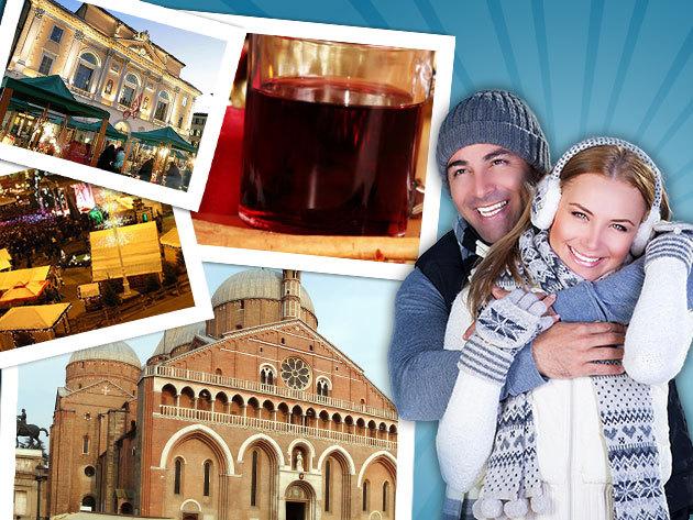Adventi körút Triesztben és Padovában idegenvezetéssel, utazással, szállással, félpanziós ellátással!