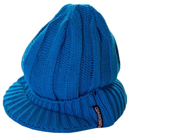 Fundango siltes kötött sapka (Kék) 9EF111 450