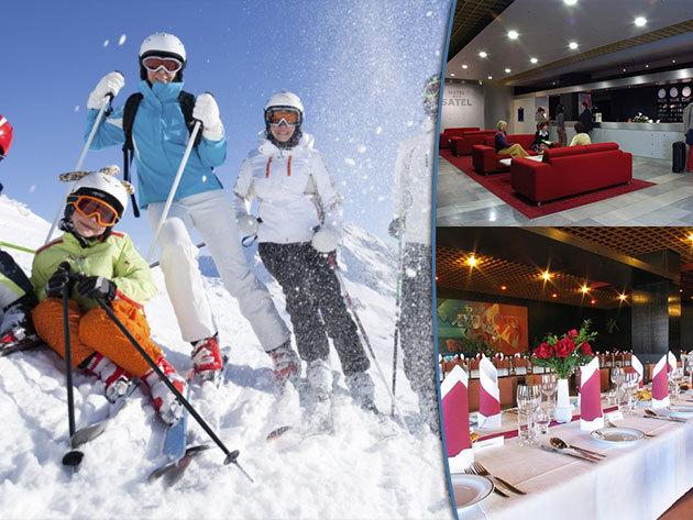 CSALÁDI pihenés Poprádon: 3nap/2éj 2 fő + max. 2 gyerek részére reggelivel a Hotel Satel*** -ben (Szlovákia)