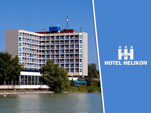 Akciós téli wellness napok a keszthelyi Hotel Helikonban a Balaton partján, reggelivel!