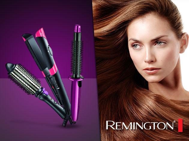Remington hajformázó készülékek – pompás frizura pillanatok alatt!
